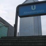 Berlin Alexanderplatz Ubahn