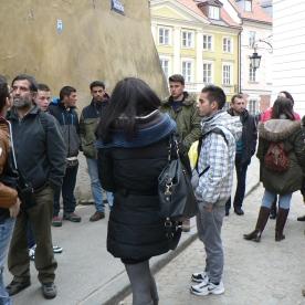 Tour Guide Warsaw
